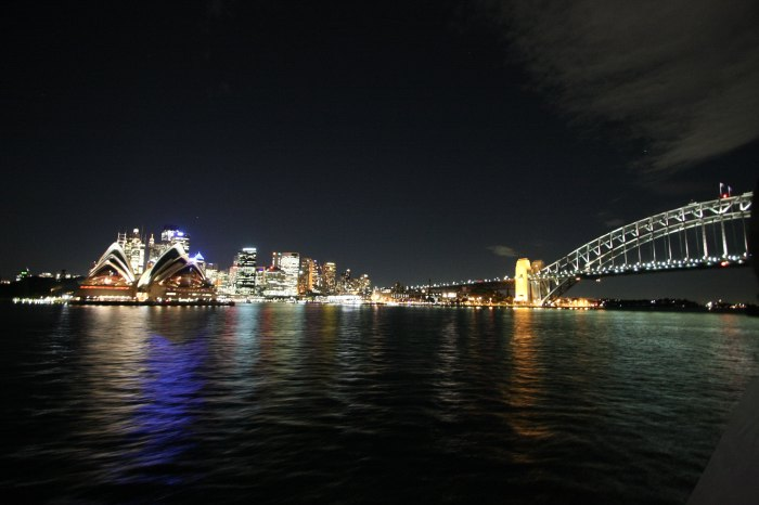 SMX Sydney 2011 Harbour Cruise