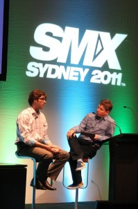 stefan and danny - SMX Sydney 2011